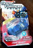 Transformers Prime GENERATIONS CLASSICS Hot Shot HOTSHOT deluxe class g1 g2 MOMC