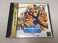 GUNBIRD Atlus Sega Saturn Japan