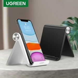 UGREEN Universal Desk Stand Holder Cradle For iPhone Samsung Cell Phone Tablet