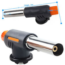 Flame Jet Gas Butane Blow Torch Burner Welding Solder Iron Soldering Lighter EF