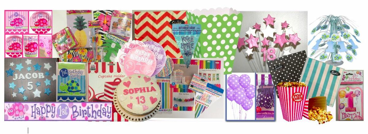 Alscaketopia and Party Supplies