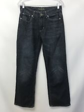 Carbon Womens Size 28 32 Low Rise Bootcut Jeans Denim Blue