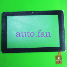 """10.1"""" Black Touch Screen  For Sanei N10 AMPE A10 TPC0187 VER1.0, 263*172mm"""