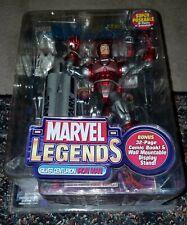 Silver Centurion Iron Man 2004 Series VII 7 MARVEL LEGENDS Toy Biz MIB
