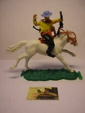 Busta Soldatino Toy Soldier Hong Kong Swoppet Cowboy plastica scala 1:32 #2