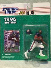 1996 Starting Lineup RASHAAN SALAAM NFL Chicago Bears Action Figure