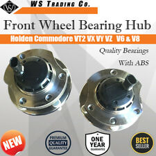 2 Holden Commodore STATESMAN WH WK WL Front Wheel Hubs Bearing With ABS