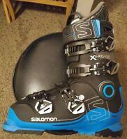 Salomon X Pro 120 Ski boot 27.5 [Left] / Blue & Black / Custom-Fit 3D / Amazing!