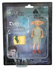 Wizarding World Of Harry Potter Dobby The House Elf Action Figure W/ Sock Dobbie