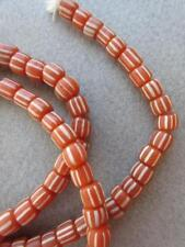 Tangerine Gooseberry Beads [67375]
