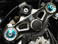 Carbon Fibre Effect Yoke Cover to fit Honda CBR1000RR Fireblade SP 2014 onwards