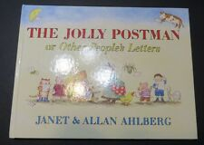 The JOLLY POSTMAN Other People's Letters Janet Allan Ahlberg All Letters Large