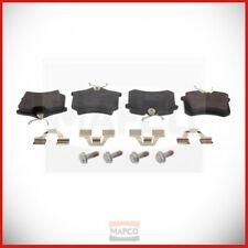 Forros de Freno Traseros para Audi A1 A2 A3 A4 A6 VW Golf IV/Familiar Sistema