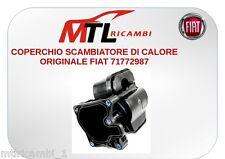 COPERCHIO SCAMBIATORE DI CALORE ORIG. FIAT 71772987 ALFA ROMEO GIULIETTA 2010