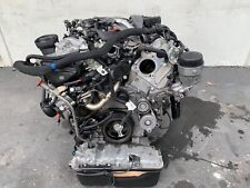 2010-2012 MERCEDES W164 X164 ML350 GL350 DIESEL ENGINE MOTOR TURBO TESTED OEM