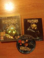 BIOSHOCK 2 PS3 PLAY 3 COMPLETO ITALIANO PLAYSTATION 3