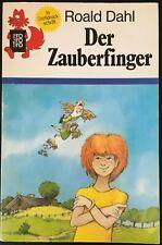 Roald Dahl - Der Zauberfinger (The Magic Finger) - German Children's Book VG