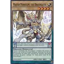 YU-GI-OH! BREAKERS OF SHADOW * BOSH-EN023 Master Pendulum, the Dracoslayer