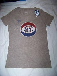 Adidas Womne's New York Nets Shirt Large NWT