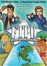 DVD - Animation Fairy Tale Police Department - Expediente Del Caso #4 - Rapunzel