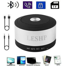 Bluetooth Speaker Wireless Waterproof Outdoor Stereo Bass USB/TF/FM Radio Mini