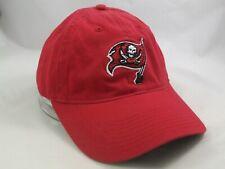 Tampa Bay Buccaneers NFL Football Hat Red Strapback Baseball Cap