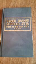 RABBIT DASHER SCIROCCO JETTA Guide to the New VW's by Paul Weissler 2125