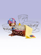 Beautiful Bubbles and Bows Bath Set for Amelia Thimble doll NRFB  Wilde