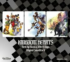 USED CD KINGDOM HEARTS Birth by Sleep & 358/2 Days Original Soundtrack