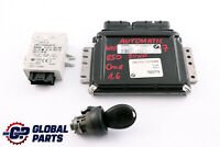 BMW MINI One R50 1.6i W10 90HP Engine ECU Kit DME + EWS + Key 7520019 Automatic