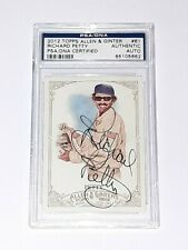 Richard Petty Autograph PSA/DNA