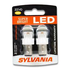 Sylvania ZEVO Front Turn Signal Light Bulb for Honda Passport Crosstour uj