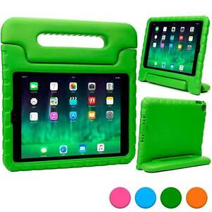 """Safe Kids Handle Foam Case Cover Stand For iPad 2 3 4 9.7"""" 10.2"""" 7th/6th Gen Air"""