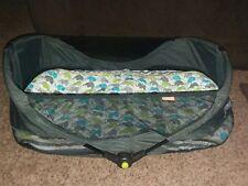 Brica Fold 'N Go Travel Bassinet Portable Baby Cradle