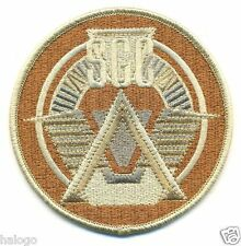 STARGATE COMMAND DESERT PATCH - SGCdc