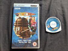 DOCTOR WHO VOLUME 2 UMD Movie PSP