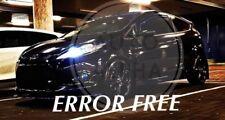 FORD FIESTA MK7 LED XENON BRIGHT WHITE SIDELIGHT BULBS CANBUS ERROR FREE ST