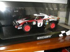 Lancia Stratos - Winner Rallye San Remo 1978 - Pirelli - M. Alen - 1:18 -