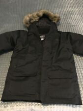 Jack Wolfskin Mens Anchorage Parka SMALL WINTER DOWN USED WATERPROOF COAT S M L