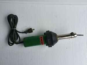 Leister TRIAC Hot Air Plastic Welder - Shrinking Heat Gun 1460 WATT 110V