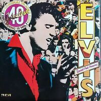 Elvis Presley - Elvis's 40 Greatest.1978 UK Pink Vinyl 2LP. RCA PL42691(2) M-/M-