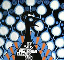 Amsterdam Klezmer Band - OyOyOy - CD