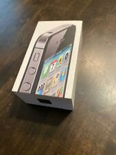 iphone 4s Black, 32GB box only