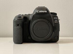 Canon EOS 5D Mark IV with Canon Log 30.4MP Digital SLR Camera - Black (Body...