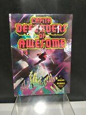 CAPITA DOA DEFENDERS OF AWESOME SNOWBOARD DVD 2011 DAN BRISSE CALE ZIMA sealed