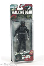 RIOT GEAR ZOMBIE THE WALKING DEAD TV SERIES ACTION FIGURE SERIES 4 NEW