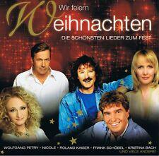 .. Weihnachten ..- CD NEU Roland Kaiser Florian Silbereisen Thomanerchor Leipzig