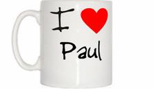 I love coeur tasse Paul