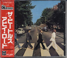 NEW SEALED!! BEATLES Abbey Road JAPAN Early Press CD CP32-5332 3200yen MEGA RARE