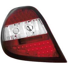 Coppia fari fanali posteriori TUNING RENAULT CLIO 05-09 berlina 3/5 pt LED rosso